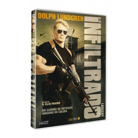 INFILTRADO (LARCENY),EL DIVISA - DVD