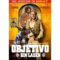 OBJETIVO BIN LADEN DIVISA - DVD