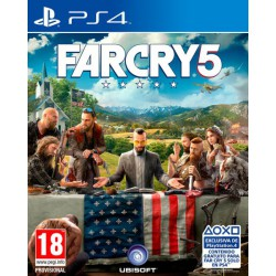 Far Cry 5 - PS4