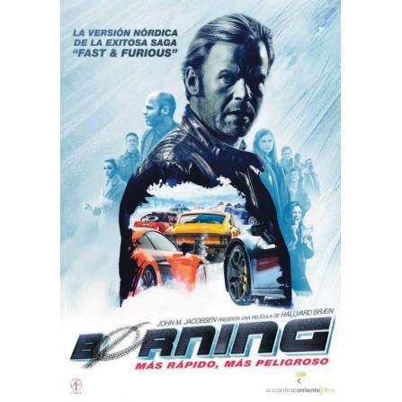 BORNING + rapido + peligroso KARMA - DVD
