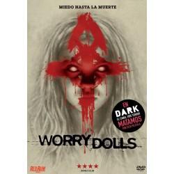 WORRY DOLLS KARMA - DVD