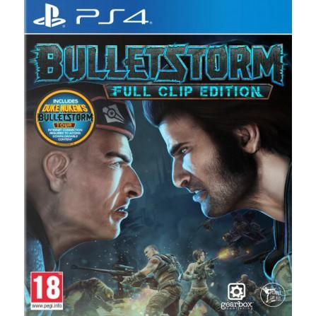 Bulletstorm Full Clip Edition - PS4