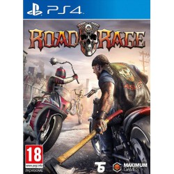ROAD RAGE/PS4