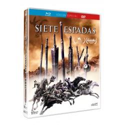 Siete espadas (Combo) - DVD