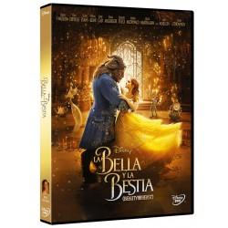 BELLA Y BESTIA (2017) DISNEY - BD