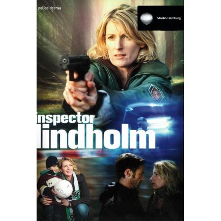 Inspectora Lindholm: Chica de usar y tirar / La cinta dorada - DVD