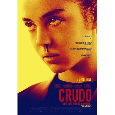 CRUDO SONY - DVD