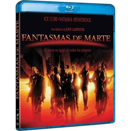 Fantasmas de Marte (Edición 2017) - BD