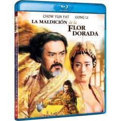 La maldición de la flor dorada (Edición 2017) - BD