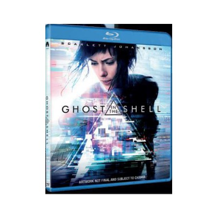 GHOST IN THE SHELL:ALMA MAQUINA SONY - DVD