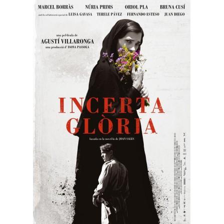 INCIERTA GLORIA FOX - DVD