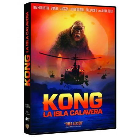 KONG: LA ISLA CALAVERA FOX - DVD