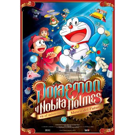 Doraemon y Nobita Holmes en el misterioso Museo del Futuro - BD