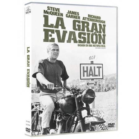 GRAN EVASION FOX - DVD