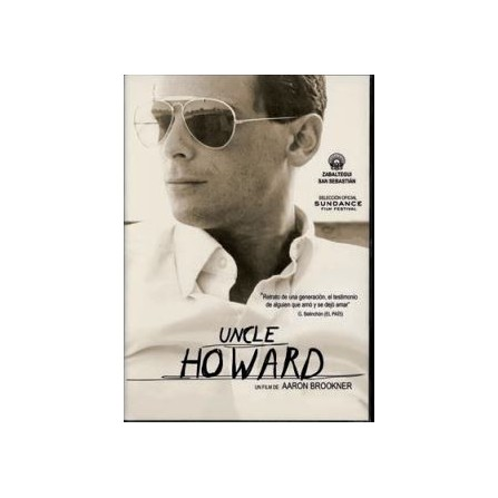 Uncle Howard - DVD