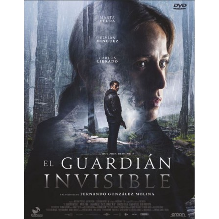GUARDIAN INVISIBLE, EL SAVOR - DVD