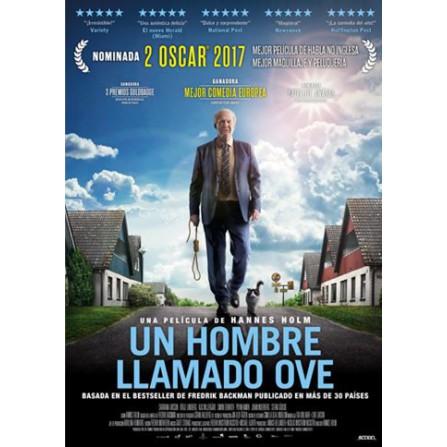 UN HOMBRE LLAMADO OVE SAVOR - DVD