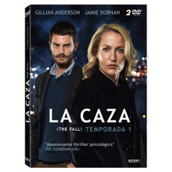 LA CAZA (THE FALL) 1ªT SAVOR - BD