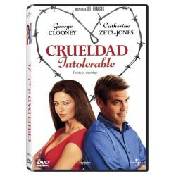 Crueldad intolerable - DVD