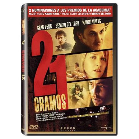 21 gramos - DVD
