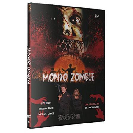 MONDO ZOMBIE MPO - DVD