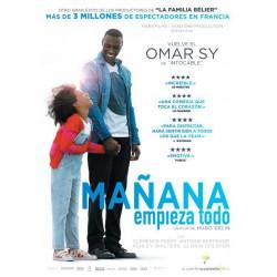 MAÑANA EMPIEZA TODO KARMA - DVD