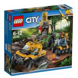 LEGO Jungla: misión en Semioruga
