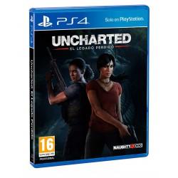 Uncharted El Legado Perdido - PS4