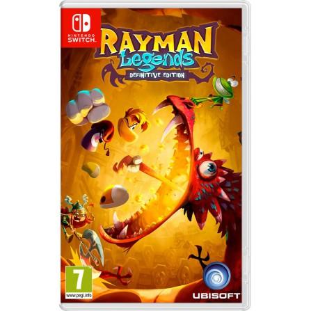 Rayman Legends Definitive Edition - SWI