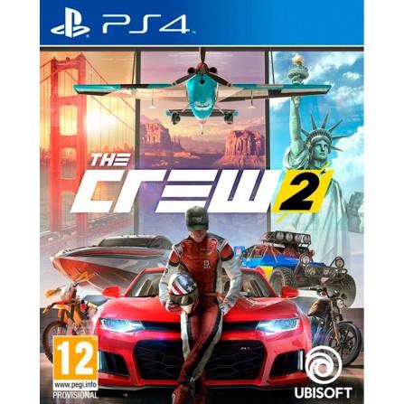 The Crew 2 - PS4
