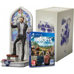 Far Cry 5: The Father Edition - PS4