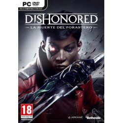 DISHONORED: MUERTE DEL FORASTERO/PC