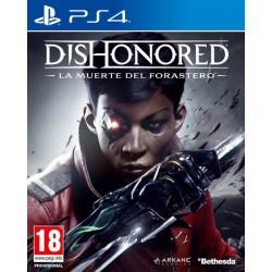 Dishonored La Muerte del Forastero - PS4