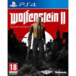 Wolfenstein 2 The New Colosus - PS4