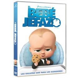 El bebé jefazo  - DVD