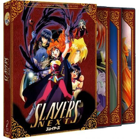 Slayers Next Box 2 - BD
