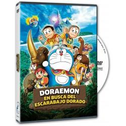 Doraemon: En busca del escarabajo dorado - DVD