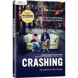 CRASHING TEMPORADA 1 FOX - DVD