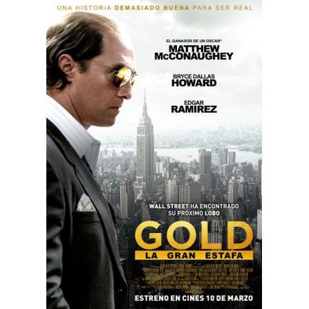 GOLD NAIFF - DVD