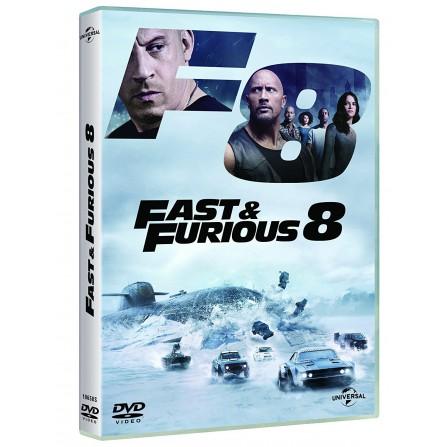 FAST & FURIOUS 8 SONY - DVD