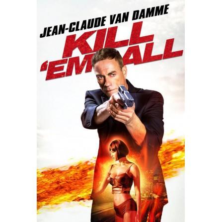 Kill em all - DVD