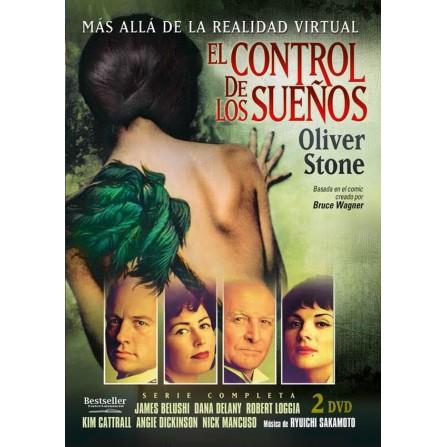 El control de los sueños - DVD