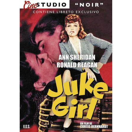 JUKE GIRL.  NOIR V.O.S.E. MAPETAC - DVD