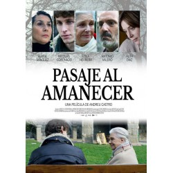 Pasaje al amanecer - DVD