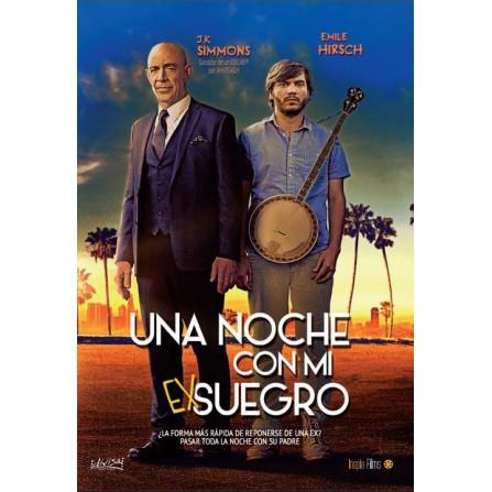 UNA NOCHE CON MI EX SUEGRO DIVISA - DVD