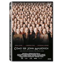 Cómo ser John Malkovich - DVD