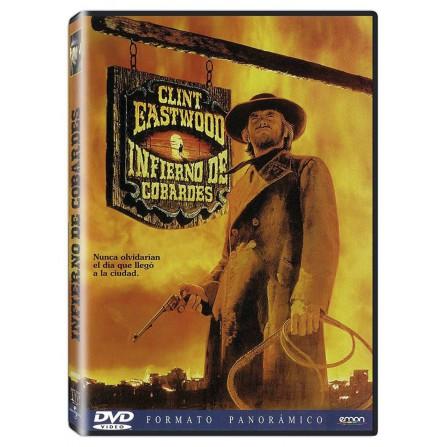 Infierno de Cobardes - DVD
