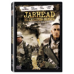 Jarhead El infierno espera - DVD