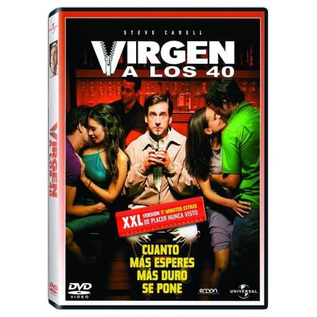 Virgen a los 40  - DVD