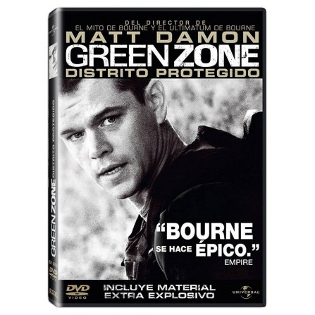 Green Zone - Distrito Protegido - DVD